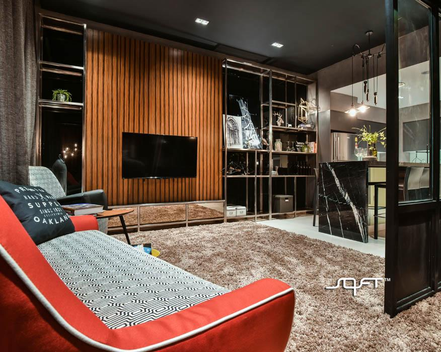 KL East, Studio Apartment Show Unit