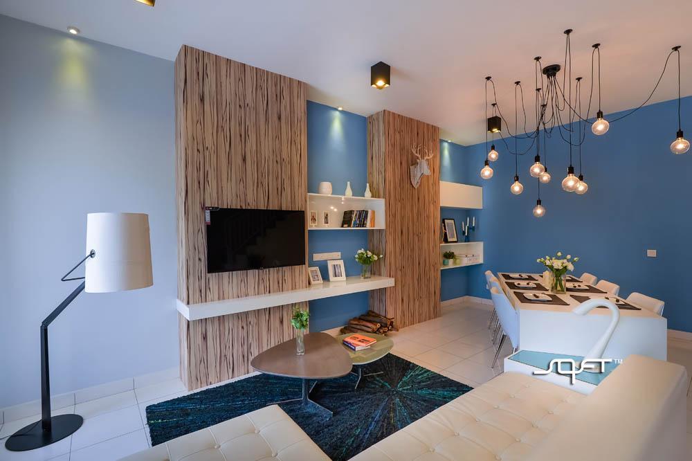 Setia Ecohill Sdn Bhd Terrace House, Show Unit