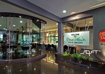 Sime Darby Sale Office, Denai Alam